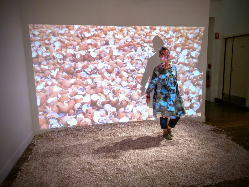 Pamela Leung in Post Graduate Exhibition 2016 at National Art School, Sydney