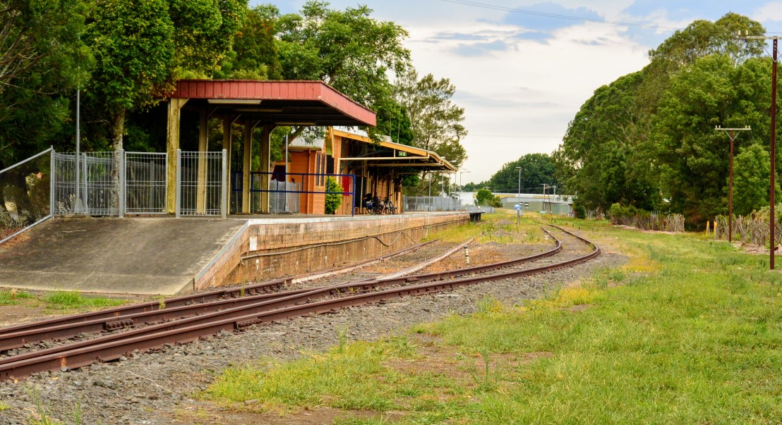 South Lismore Railway Station