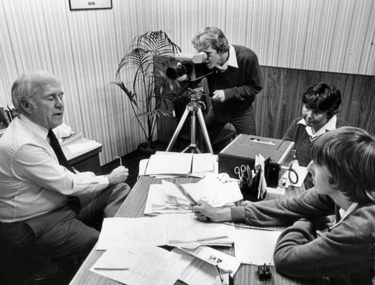 Jim Brigginshaw (Northern Star Editor), Sue Bazzana, Anthony Baker