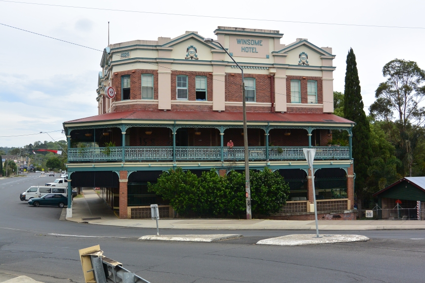 Winsome Hotel