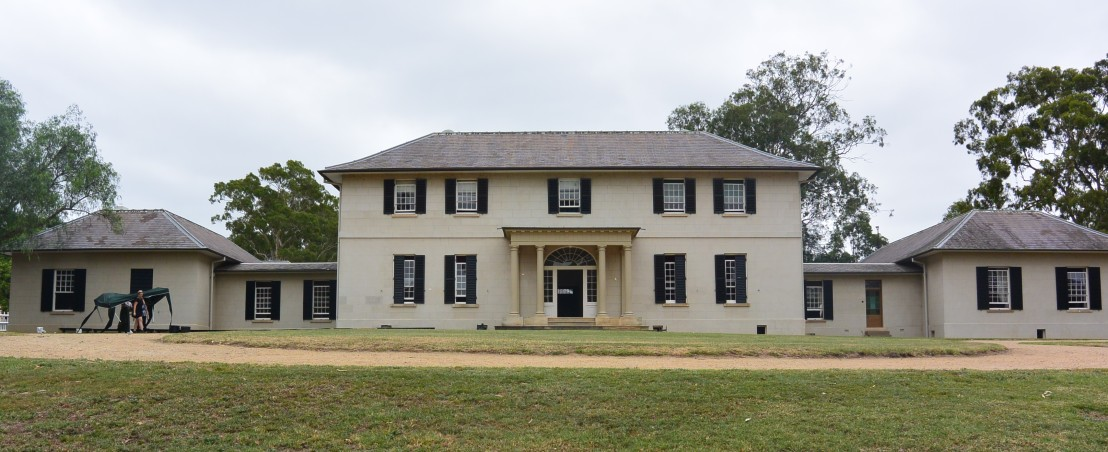 The Country's FirstMcMansion