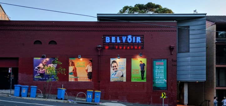 Belvoir Street Theatre