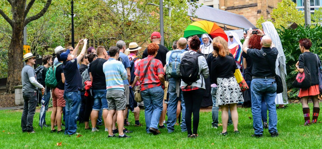 Mardi Gras HistoryWalk