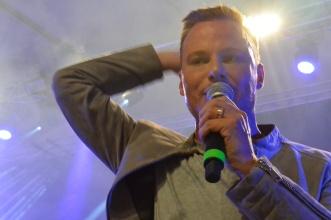 Magnus Carlsson at Eskilstuna Pride