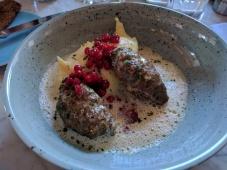 Lunch at Erik's Backfika, Stockholm