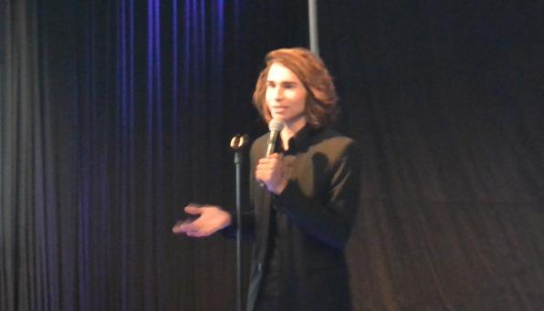Isaiah performs at Stockholm Hard Rock Cafe