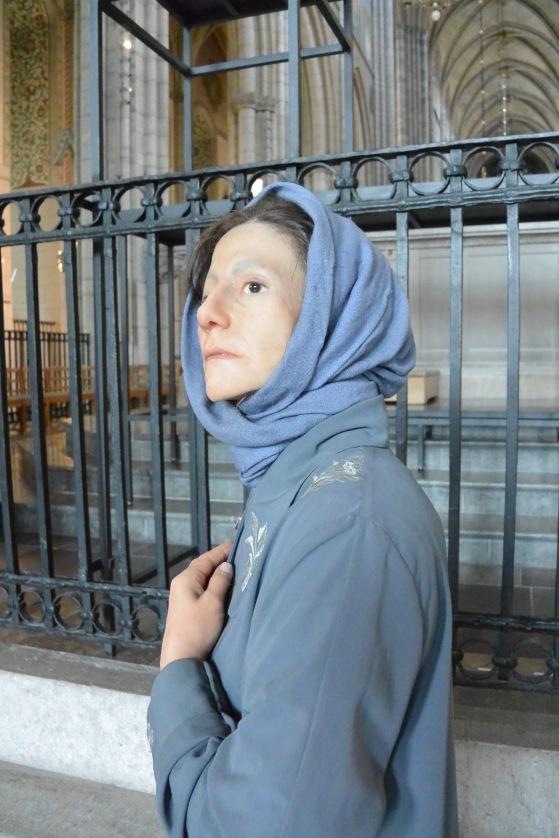 Maria at Uppsala Cathedral