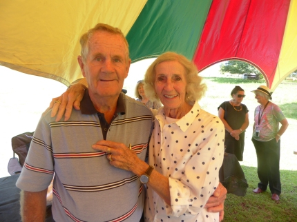 James Rixon & Leila Graham Summers