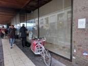 "Site of Åhléns terror attack returns to ""normal"""