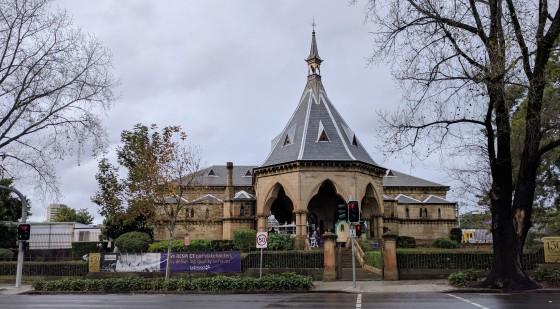 Mortuary Station 1