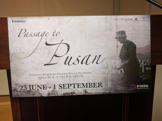 Passage to Pusan 1