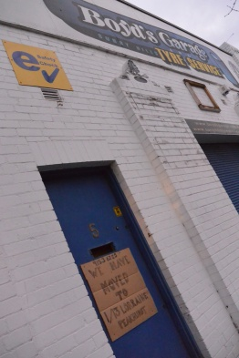 Nickson Street garage closes and moves to Peakhurst