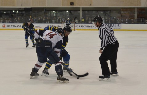 Swedish Day for Melbourne Ice Hockey 1