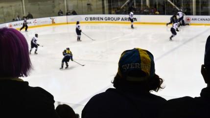 Swedish Day for Melbourne Ice Hockey - Sverige