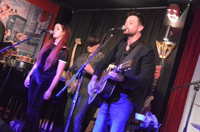 Tori Forsyth and Shane Nicholson