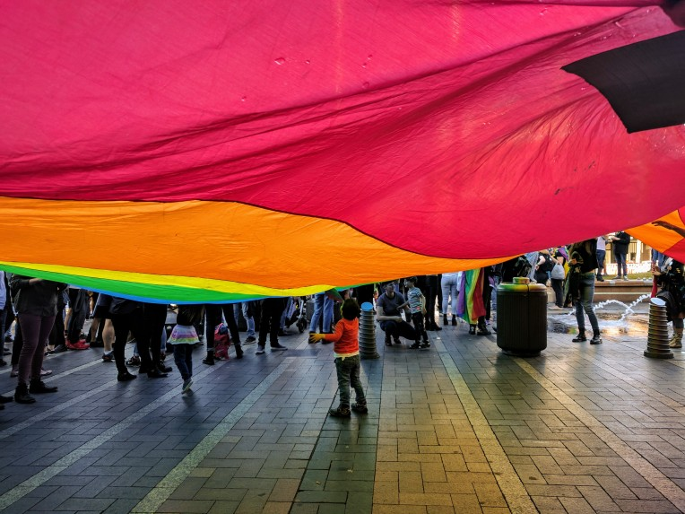Marriage Equality Rally - Sydney 1