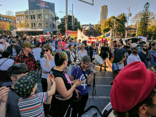 Marriage Equality Rally - Sydney 3