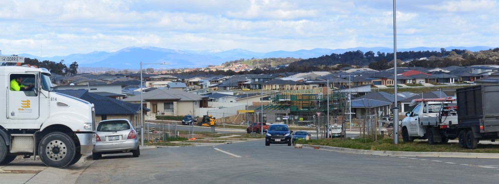 Canberra Views