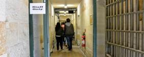 Darlinghurst Gaol prison tunnel