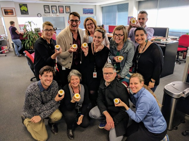 RUOK Day with the team at ABC Radio Canberra