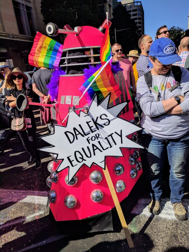 Sydney's Marriage Equality Rally 1