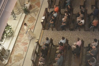 The Basílica i Temple Expiatori de la Sagrada Família Service