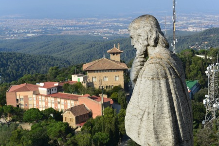 View from the Temple Of The Sacred Heart of Jesus