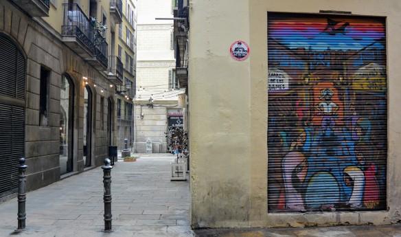 Women's Walk in Barcelona