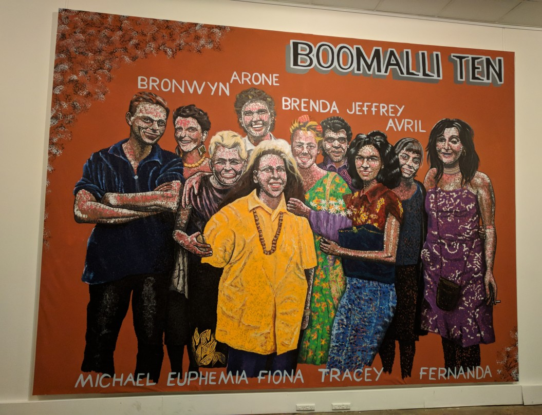 2017 Boomalli Aboriginal Artists Co-operative