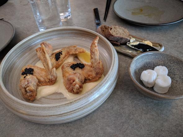 Aløft Chicken Wings