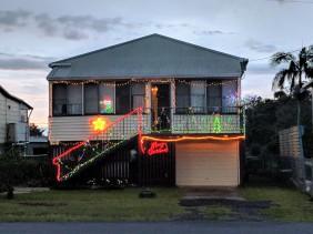 Elliott Road Christmas Lights