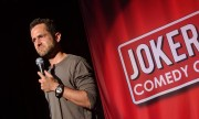 Ivan Aristeguieta at Jokers Comedy Club, Hobart