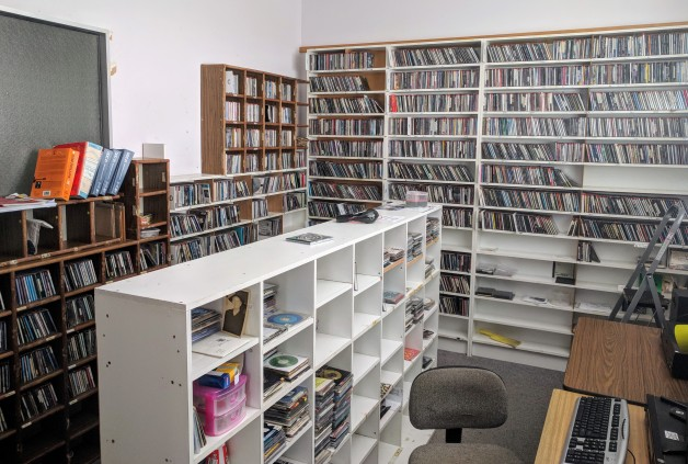 Record Library at 92.9