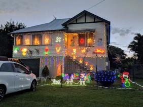 South Lismore Christmas Lights