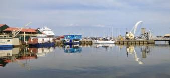 The Hobart Waterside