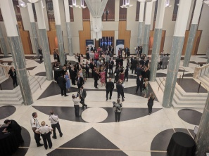 Crowd at the Australian Of The Year
