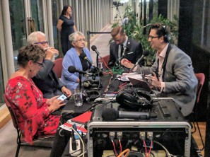 Dan from ABC Radio speaks with last years Australians Of The Year