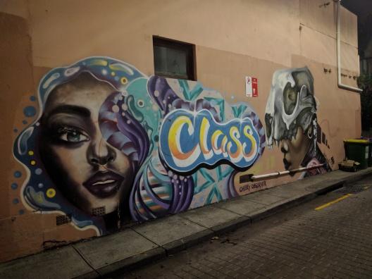 Darlinghurst Street Art