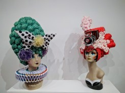 Wigs by Maude Boate