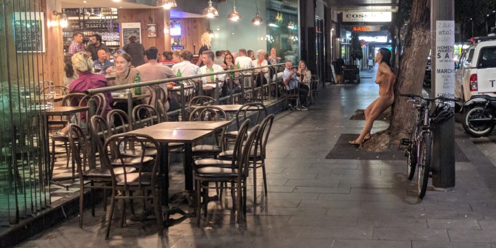 Crown Street Nude