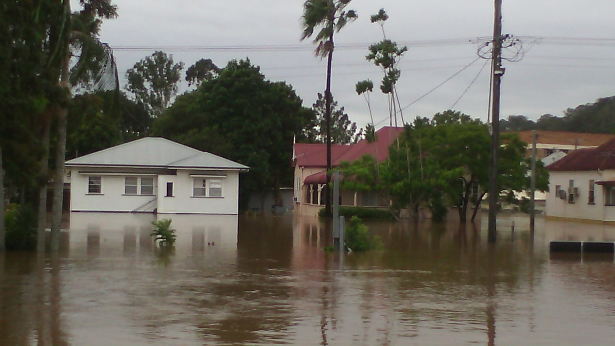 Lismore Flood 1