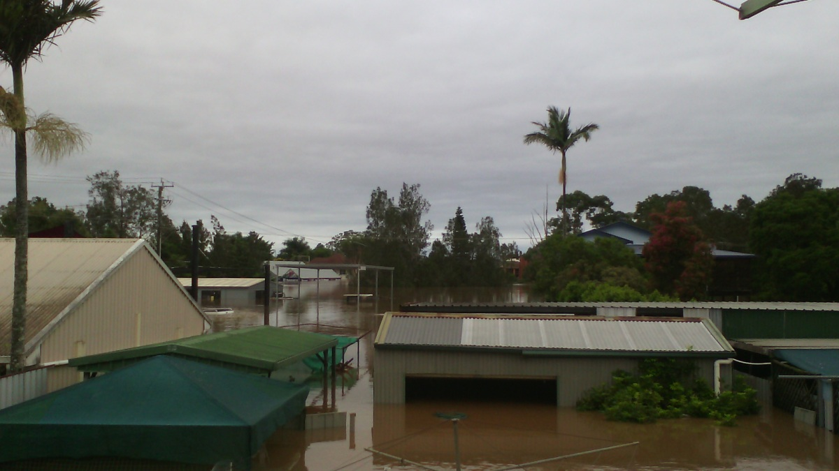 Lismore Flood 2