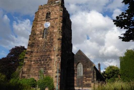 St Michaels Church Lichfield