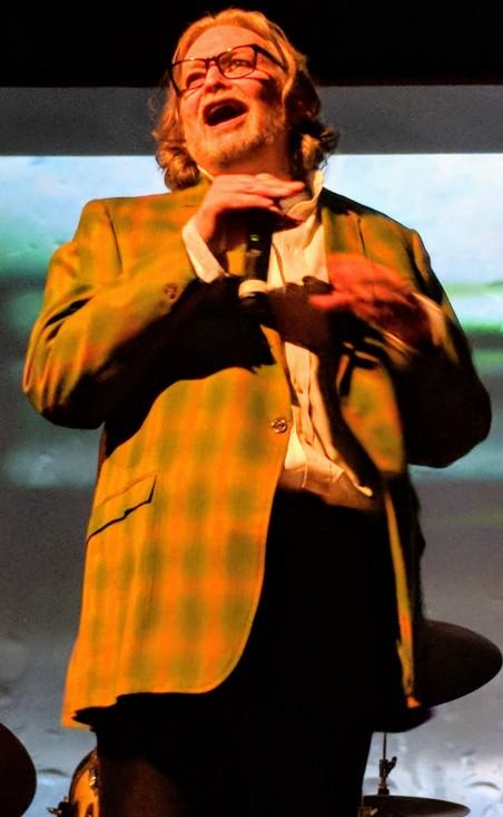 Dave Mason performs as part of Sandy Shores