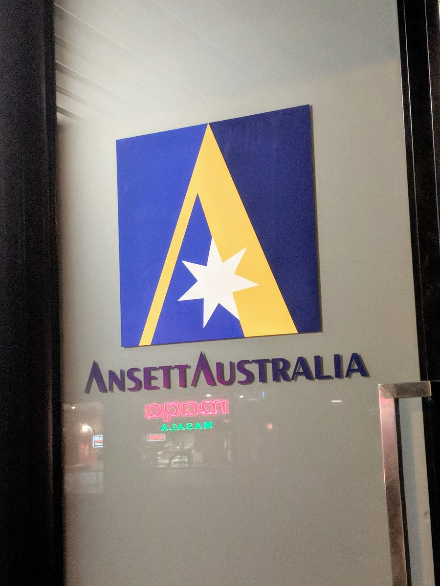 Ansett Airlines is back? Their training division never went away, apparently. Discovered this new shopfront on Cleveland Street, Surry Hills. I'm assuming it's the training division, but you never know.