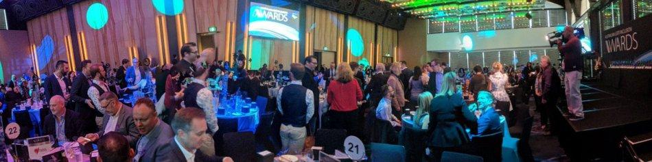 LGBTQI Awards Crowd