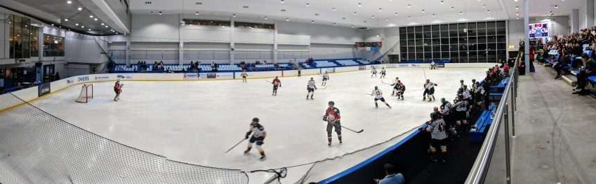 Macquarie Ice Skating Rink
