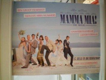 Mamma Mia in Amsterdam