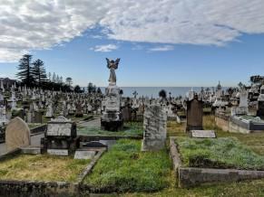 Waverley Cemetery in Sydney