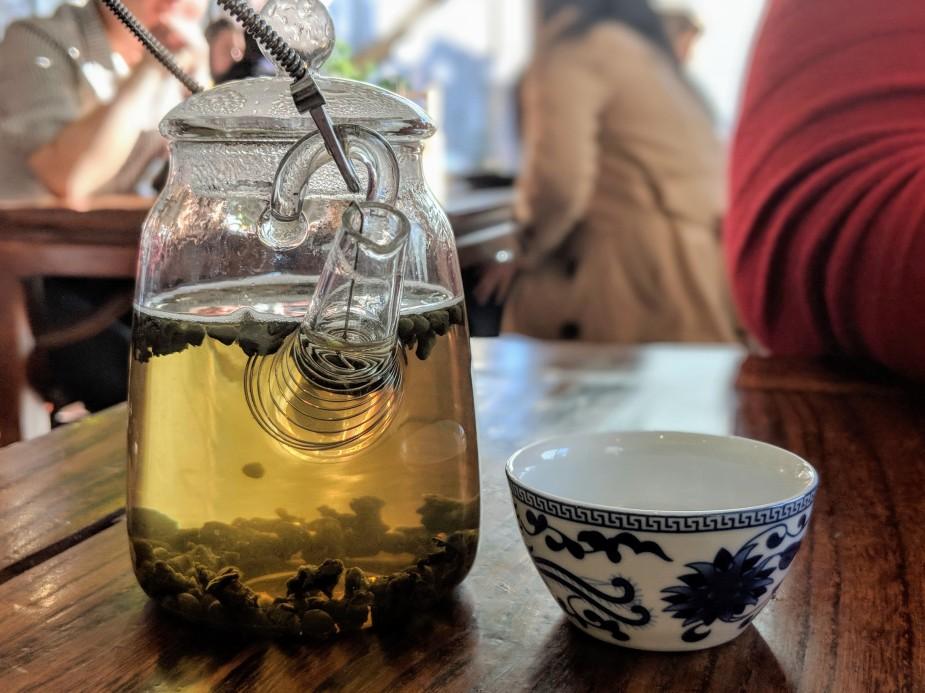 White Rabbit Tea